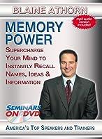 Memory Power - How to Improve Recall - Memory Skills DVD Training Video