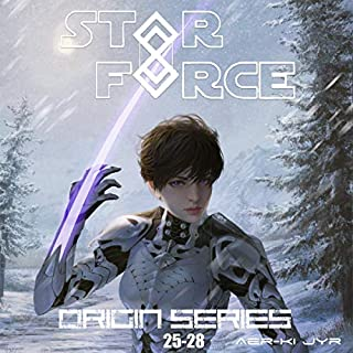 Star Force: Origin Series Box Set (25-28)                   Written by:                                                                                                                                 Aer-ki Jyr                               Narrated by:                                                                                                                                 Stephen Day                      Length: 12 hrs and 31 mins     Not rated yet     Overall 0.0