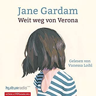 Weit weg von Verona                   By:                                                                                                                                 Jane Gardam                               Narrated by:                                                                                                                                 Vanessa Loibl                      Length: 6 hrs and 26 mins     Not rated yet     Overall 0.0