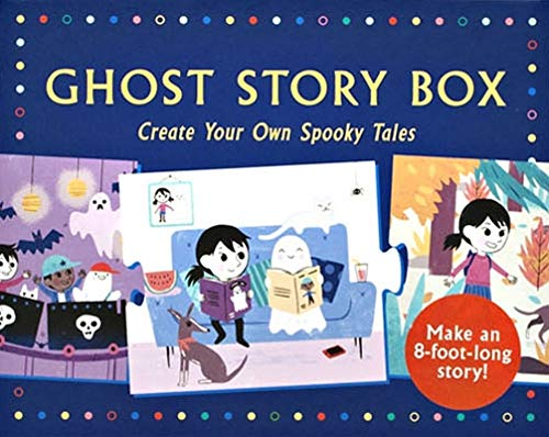 Ghost Story Box: Create Your Own Spooky Tales: Create Your Own Spooky Tales: 20 Story-telling Puzzle Pieces (Magma for Laurence King, Band 2)