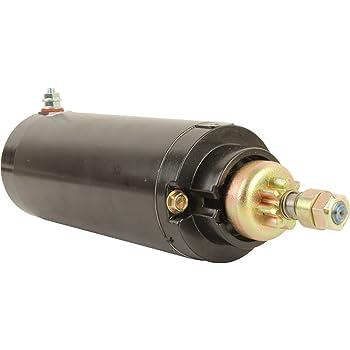 DB Electrical SAB0129 Starter Mercury Marine 175 210 240 2.5L Sport Jet Drive