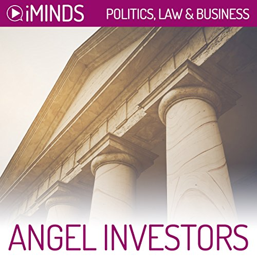 Angel Investors audiobook cover art