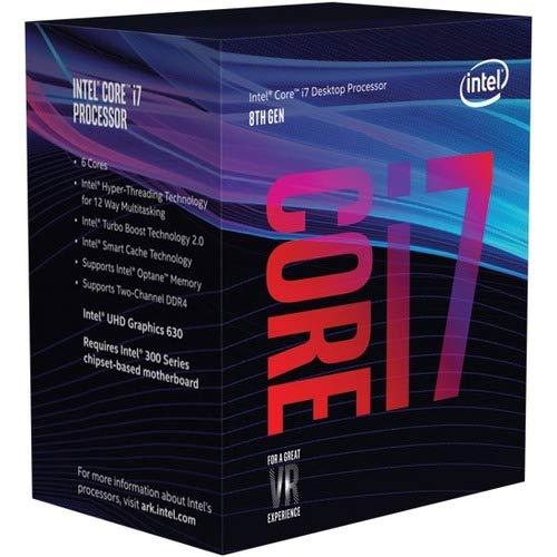 Intel CM8068403358316 Core i7-8700 Hexa-core (6 Core) 3.2GHz Processor Socket H4 LGA-1151OEM Pack