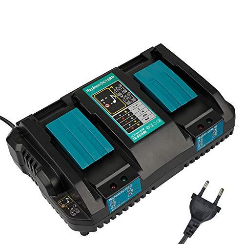 Nuevo Reemplazo 2-en-1 DC18RD Batería iones litio