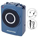 GIGAPHONE Outdoor SV 40W Portable Loud Voice Amplifier with Microphones