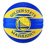Spalding NBA Team Balón de Baloncesto Golden State Warriors 7