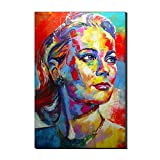 Five-Seller Aquarell Graffiti Grace Kelly Poster Und Drucke