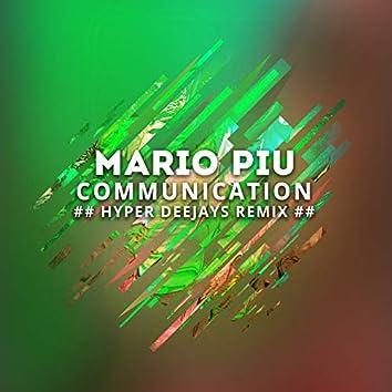 Communication (Hyper Deejays Remix)