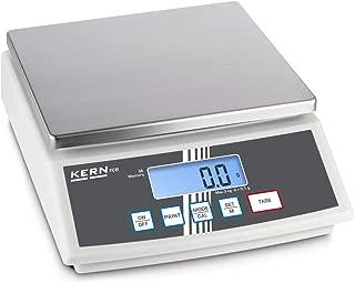 Bilancia per lettere Kern EMB 1200-1 Intervallo di pesatura 1.2 kg Leggibilit/à 0.1 g alimentato dalla rete tramite batt