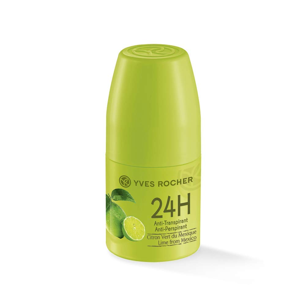 Award-winning store Yves Rocher 2021 model Lime from Mexico 24H Anti-perspirant ml. fl. 1.7 50