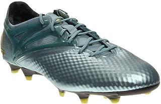 adidas Messi 15.1 FG/AG Soccer Cleats (Matt Ice Metallic)