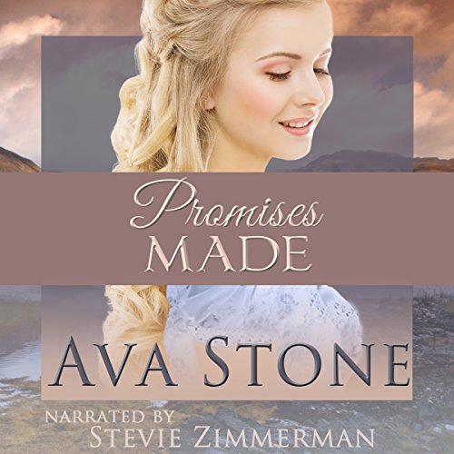 Promises Made audiobook cover art