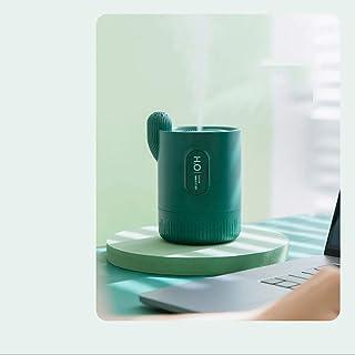 GUDI New Creative Cactus Humidifier, Usb Mini Portable Home, Air Humidifier Home, Aroma Diffuser