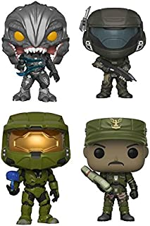 Funko Pop! Halo: Series 1 Collectible Vinyl Figures, 3.75