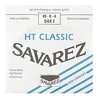 SAVAREZ 544J ALLIANCE High tension クラシックギター弦 4弦 バラ弦×5本