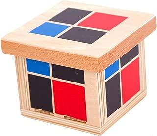 XYRONG Early Teaching Sensory Mathematics Teaching Aids Binomial Infant Children s Educational Building Blocks Toys Intellectual Development Teaching Aids