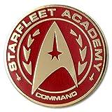"Ata-Boy Star Trek Starfleet Academy Command Insignia 1"" Full Color Enamel Pin"