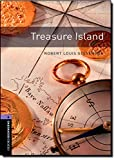 Oxford Bookworms Library: Stage 4: Treasure Island1400 Headwords