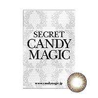 Secret Candymagic monthly シークレット キャンディー マジック マンスリー 【カラー】ベージュ 【PWR】-0.75 1枚入 1箱