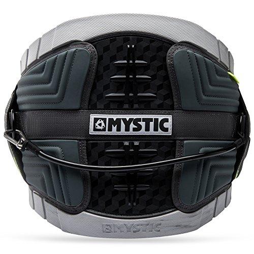 Mystic 2018 Legend Kite Waist Harness Black/Silver 180042 Size - -...