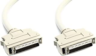 RiteAV 6ft HPDB50 M/M SCSI Male to Male Cable Beige