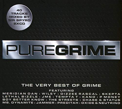 Pure Grime-the Very Best of Grime