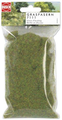 Hornby France - Busch - 7111 - Circuit - Train - Flocage herbe vert printemps