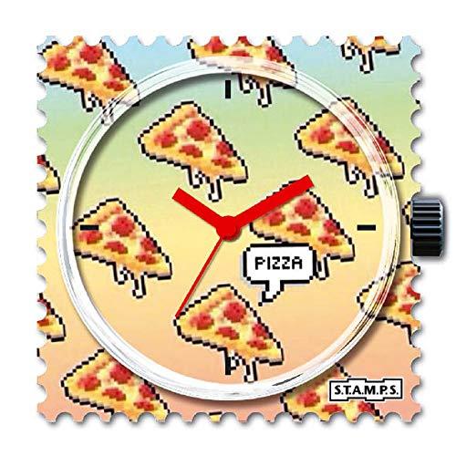 Reloj S.T.A.M.P.S. Esfera Pizza 104825