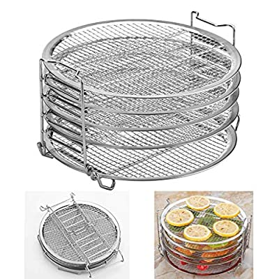 Molisell Dehydrator Rack Stainless Steel Stand ...