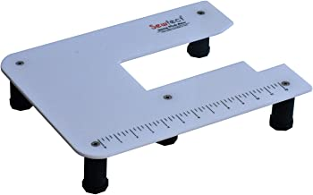 Sewfect Sewing Machine Extension Table- GS1700, GS2700, GS3700, GS3710, GS3750, LX27NT. ETAA51 (Regular Size, White)