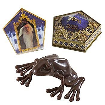 The Noble Collection Harry Potter Chocolate Frog Prop Replica