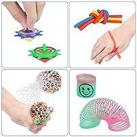 Anpro 24pcs Fidget Toys, Giocattoli Sensoriali per Persone con ADHD Autismo, Palle Antistress per Slleviare l'ansia, Sollievo dallo Stress e Regalo Anti-ansia per Adulti, Riempitivi per Borse da Festa #2