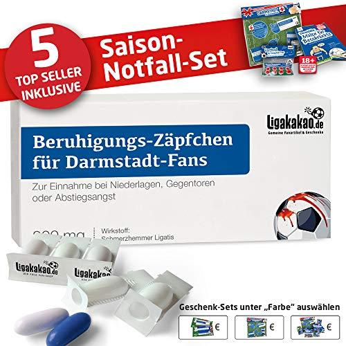 Alles für Darmstadt-Fans by Ligakakao.de Kaffee-Becher ist jetzt das GROßE Saison Notfall Set