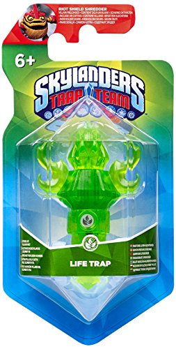 Skylanders: Trap Team - Preloaded T Riot Shield Shredder - Day-One Edition