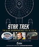 Pack: Star Trek. The U.S.S. Enterprise NCC-1701. Illustrated