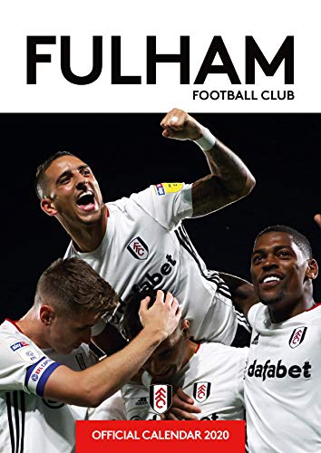 The Official Fulham F.c. 2020 Calendar