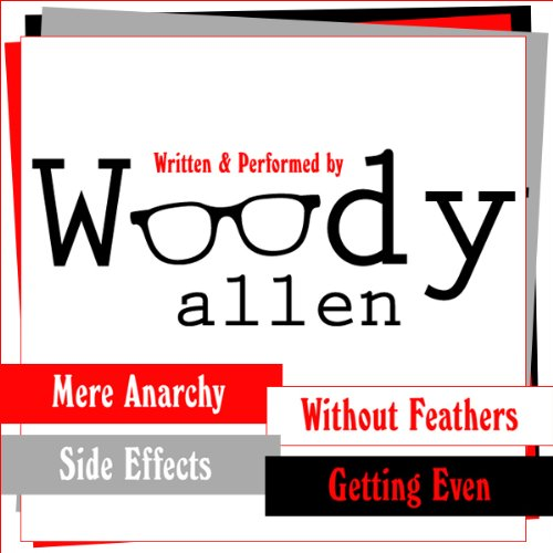 The Woody Allen Collection cover art