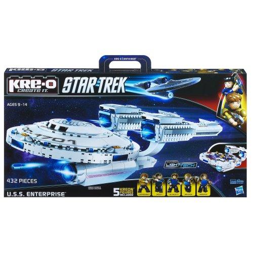 KRE-O Star Trek U.S.S. Enterprise Construction Set (A3137) by Kre-o