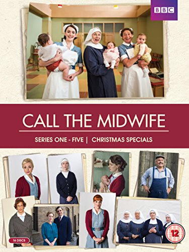 Call the Midwife Series 1-5 Complete [16 DVDs] [UK Import]