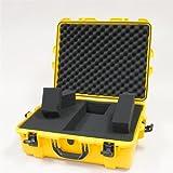 Nanuk 945 Waterproof Hard Case with Foam Insert - Yellow