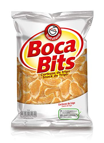 Matutano - Boca Bits - Producto aperitivo de trigo frito con