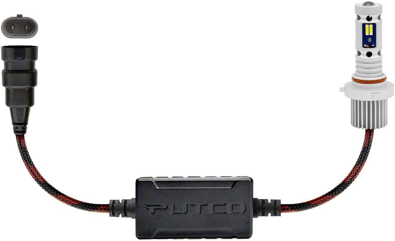 Putco 770H10-360 Universal Nitro security 360 Fog Light Sale - Bulbs