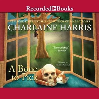 Bone to Pick audiobook cover art