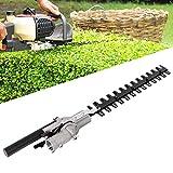 【𝐎𝐟𝐞𝐫𝐭𝐚𝐬 𝐝𝐞 𝐁𝐥𝐚𝐜𝐤 𝐅𝐫𝐢𝐝𝐚𝒚】Recortadora de setos, 9 dientes Cortador de ángulo múltiple de 28 mm Arbustos de seto Ramitas Cepillo Recortador Accesorio de cabeza de cortador para jardí