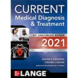 CURRENT Medical Diagnosis and Treatment 2021 (English Edition)