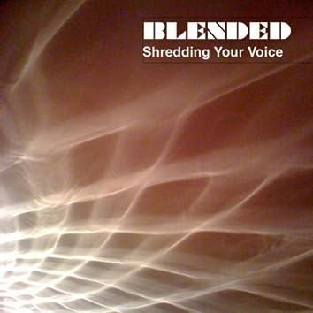 Shredding Your Voice