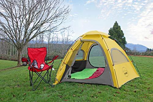 best family tent for rain