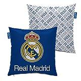 ARDITEX RM13729 Cojín de 40x40cm de Clubs-Real Madrid CF