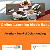 PTNR01A998WXY American Board of Ophthalmology Online Certification Video Learning Made Easy