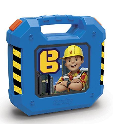 Smoby 360153 - Bob der Baumeister Werkzeugkoffer
